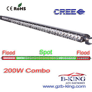 43.4inch 200W Super Slim Mini CREE LED Light Bar pictures & photos