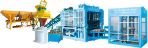 Automatic Hydraulic Hollow Block Making Machine pictures & photos