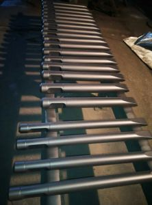 Hydraulic Rock Breakers Chisel for Breaker Attachment pictures & photos