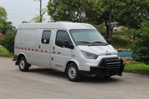 Armored Cash-in-Transit Van / New Car / (TBL5045XYCFT)
