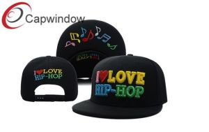 Popular Snapback Cap with High Quality 3D Embroidery pictures & photos