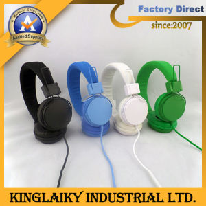 Colour Earphone for iPhone 6/5/5s iPod Headphone with Stereo pictures & photos