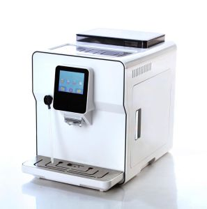 Fully Automatic Touch Screen Cappucinno, Latte, Espresso Coffee Machine(Factory Directly Sale, Excellent Quality and Perfect Price