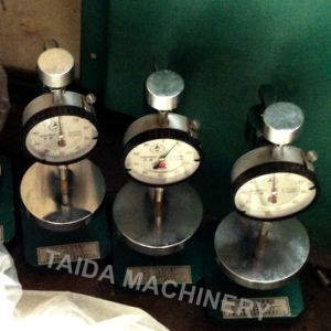 Laboratory Equipment Instrument Rubber Shore Hardness Testing Machine pictures & photos