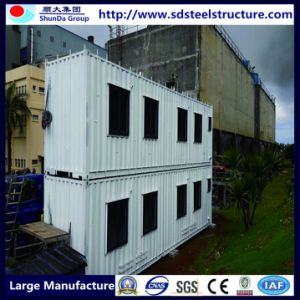 Smart Flexible Prefabricated Expandable Storage Container Home pictures & photos