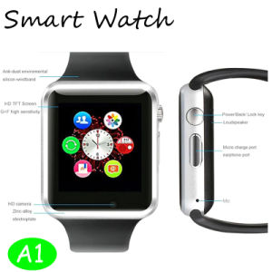 Newest Bluetooth Smart Watch Phone with SIM Card Slot (A1) pictures & photos