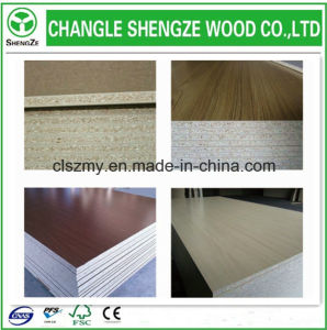 Manufacturer Supply Directly Melamine Chipboard/Particle Board/Flakeboards pictures & photos