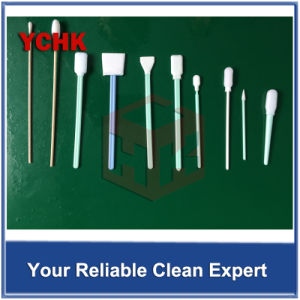 Flat Paddle Polyester Tipped ESD Cleanroom Polyester DSLR Sensor Cleaning Swabs pictures & photos