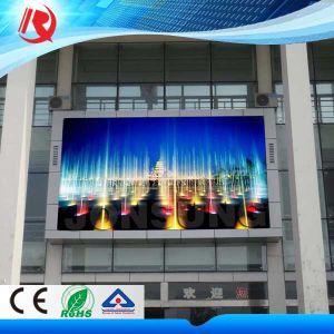 10mm Pixels and Outdoor Usage Full Color LED Display pictures & photos