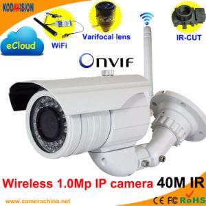 Wireless Varifocal IR 1.0 Megapixel Onvif P2p Network IP Camera pictures & photos