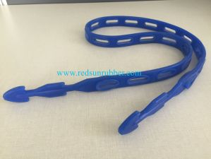 1100mm/800mm/450mm Silicone Tie Down Strap pictures & photos