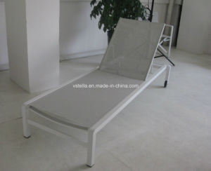 High Quality Aluminum Garden Hotel Lounge Chair for Outdoor pictures & photos