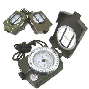 Metal Military Style Engineer Directional Compass #T-45-80 pictures & photos