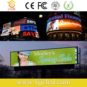 Synchronous Outdoor LED Video Wall pictures & photos