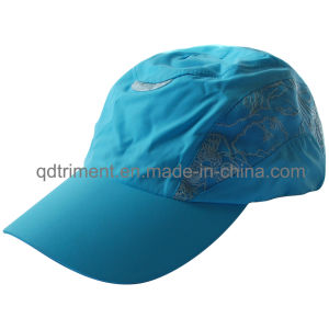 Light Polyester Microfiber Fabric Outdoor Running Sport Hat (TRRC006) pictures & photos