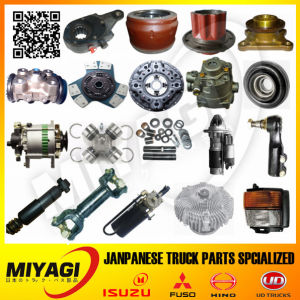 Over 700 Items Auto Parts for Nissan Dump pictures & photos