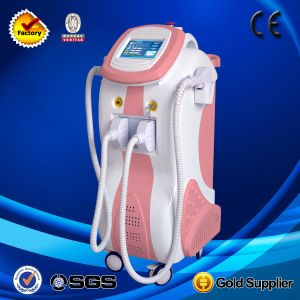 IPL Laser Shr ND YAG Laser 808nm Diode Laser Hair Removal Machine pictures & photos