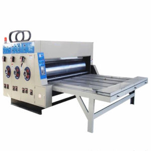 Corrugated Carton Printing Slotting Machine pictures & photos