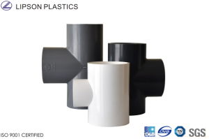 Tee--PVC Fittings for Water Supply pictures & photos