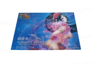 3d lenticular poster (3D132) pictures & photos