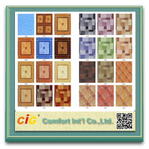 Hot Sale Indoor Household PVC Flooring Price pictures & photos