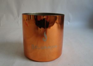 High Quality Candle Holder Metal Candle Cup pictures & photos
