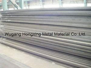 Low-Alloy and High-Strength Steel Plate (SS490) pictures & photos