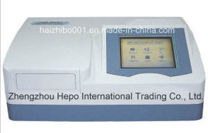 Lab Equipment Touch Screen Microplate Reader (HP-Elisa9602G) pictures & photos