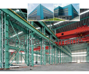 CE Approved Prefabricated Steel Buildings for Industry pictures & photos