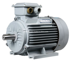 China ye3 series three phase cast iron induction motor for 10 hp 3 phase electric motor