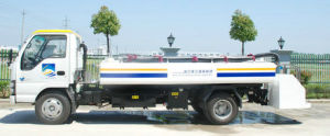 Portable Water Service Truck Gw-Ae14 pictures & photos