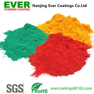 Polyester Powder Coating for Galvanized Steel pictures & photos