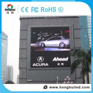 High Brightness P4 Outdoor LED Display Sign pictures & photos
