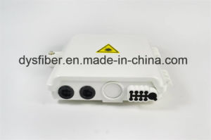 FTTH 12 Ports Fiber Optic Termination Box for Outdoor pictures & photos