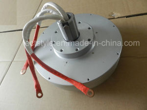 24V1800rpm3000W Coreless Disc Permanent Magnet Generator/Permanent Magnet Alternator pictures & photos