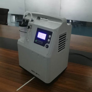 Low Noise Light Weight Medical Use and Houme Use 5L Oxygen Concentrator pictures & photos