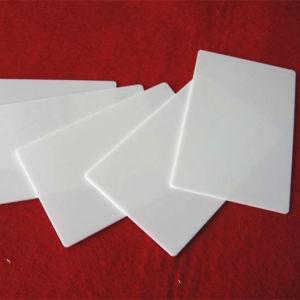 White Colour Zirconia Ceramic Plate pictures & photos