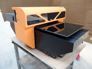 Lowest Price A2 UV Flatbed Printer with High Print Resolution pictures & photos