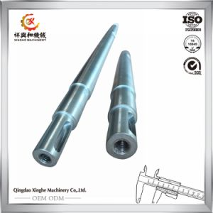 Customized Precision Spur Gear Shaft with Steel pictures & photos