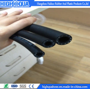 Smooth Surface Oil Resistant NBR Rubber Fuel Oil Hose pictures & photos