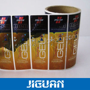 Adhesive Bottle Labels for Water & Food & Cosmetic pictures & photos