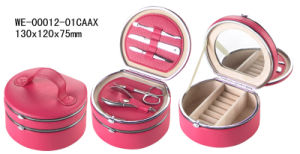 4PCS Nail Tools Metal Beauty Appliance Manicure and Pedicure Kit pictures & photos