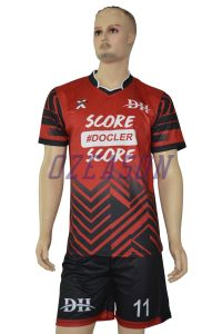 OEM/ODM Wholesale Stock Mexico Youth Soccer Jersey Soccer Shirt pictures & photos