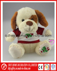 Brown Plush Cute Dog Toy for Baby Gift pictures & photos