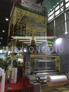 Haul off 3 Layers Film Blowing Machine for PE pictures & photos