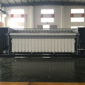 1.8-3m Ce Industrial Hotel Laundry Used Flatwork Ironer /Laundry Ironing Machine pictures & photos