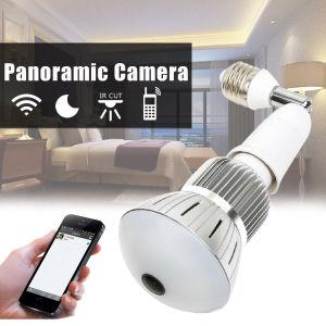 Full HD 1080P Mini Hidden WiFi IP Light Bulb Camera Motion Detection CCTV DVR pictures & photos