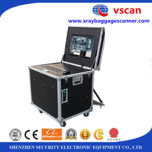Mobile Under Vehicle Inspection System AT3000 for Prison Ertry UVSS pictures & photos