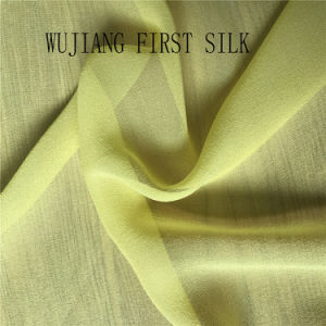 Mulberry Silk Chffon, Silk Georgette Fabric pictures & photos