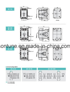 New Model Stmc 3p 4p AC Contactor pictures & photos